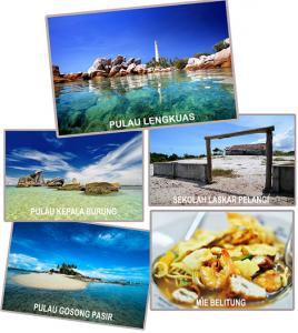 Tour Belitung